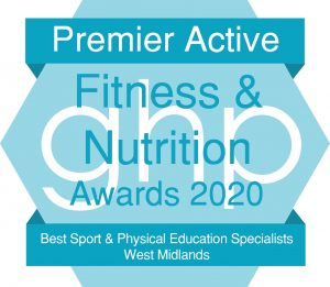 GHP Fitness & Nutrition Awards 2020 - Premier Active Best Sports & Physical Education Specialists